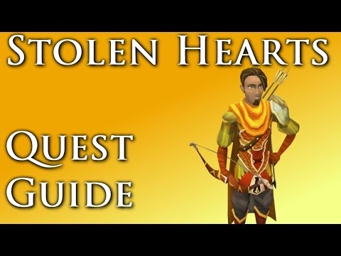 RSQuest: Stolen Hearts Quest Guide – Runescape [RS3 2014]