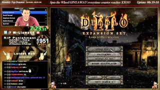 HELL BARBARIAN WORLD RECORD SPEEDRUN