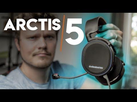 SteelSeries Arctis 5 - the BEST $99 Gaming Headset?