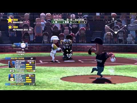 Super Mega Baseball APK Cover