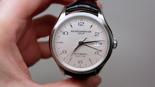Baume and Mercier Clifton Dual Time Men