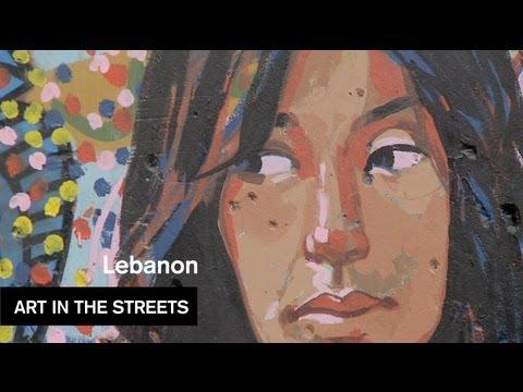 Global Street Art - Lebanon - Art In The Streets - MOCAtv