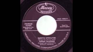Watch Sarah Vaughan Smooth Operator video