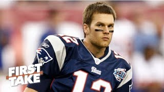 Should the 2007 Patriots be in the Top 10 teams of all-time? | First Take