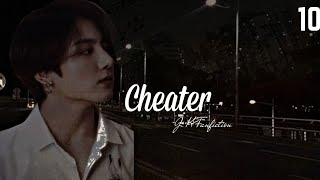 """Jungkook FF[""""Cheater~""""]Ep 10"""