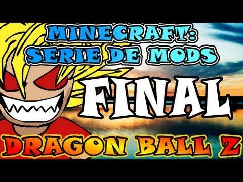 Minecraft   DRAGON BALL Z   Serie de MODS - Ep.#11 FINAL   ¡FREEZER MURIÓ!