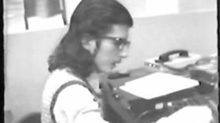 Commander un pizza par un ordinateur en 1974