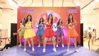 Sea Value - Sea Angels at Central Plaza Khonkaen 2018-07-11