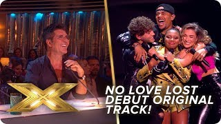 Love Island supergroup No Love Lost debut ORIGINAL track | Live Week 1 | X Factor: Celebrity