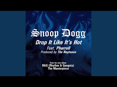 Drop It Like It's Hot (Instrumental)