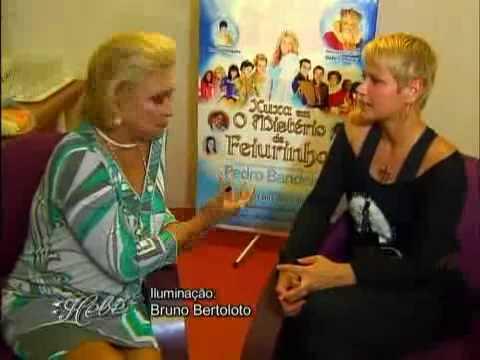 SBT Hebe entrevista a xuxa 08/03/2010