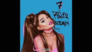 Ariana Grande  - 7 rings  (NamthO Remix)