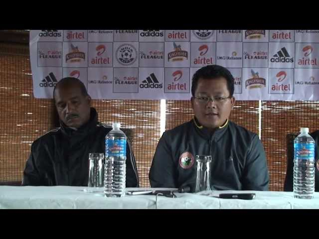 Shillong Lajong FC vs Churchill Brothers Goa Pre-Match Press Conference
