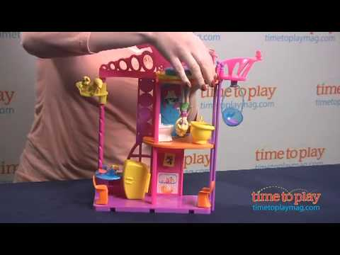 Polly Pocket Hangout House from Mattel