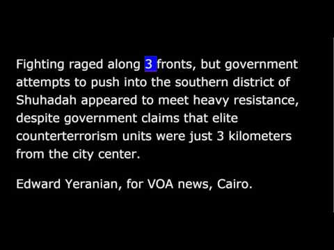 VOA news for Sunday, June 12th, 2016