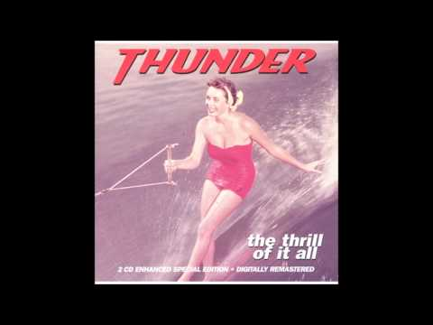 Thunder - Living For Today