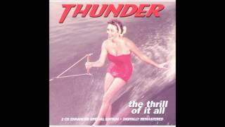 Watch Thunder Living For Today video