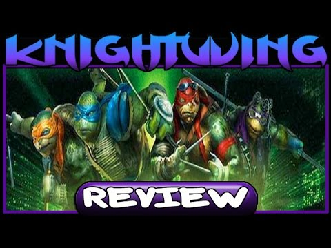 Teenage Mutant Ninja Turtles: 2014 Movie (3ds) Review video