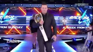WWE Smackdown 8 30 2016 Highlights - WWE Smackdown 30 August 2016 Highlights -