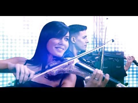 Electric Violinists FUSE Rock QUEEN Hits