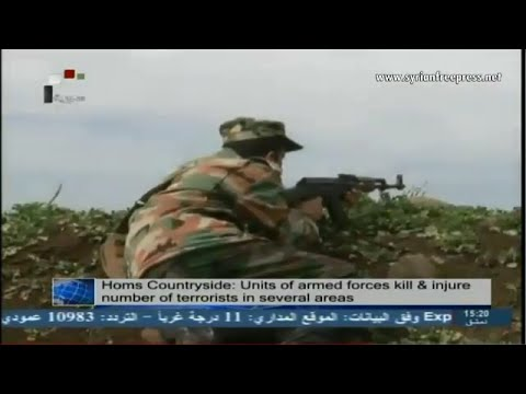 Syria News 31/7/2014, Wide military operations harvest terrorists in several areas across country