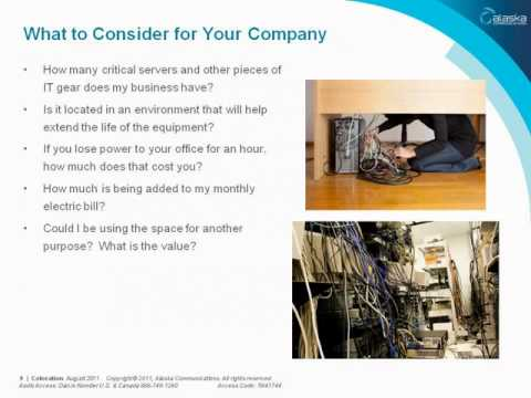 Webinar: What is Colocation and is it Right for You?