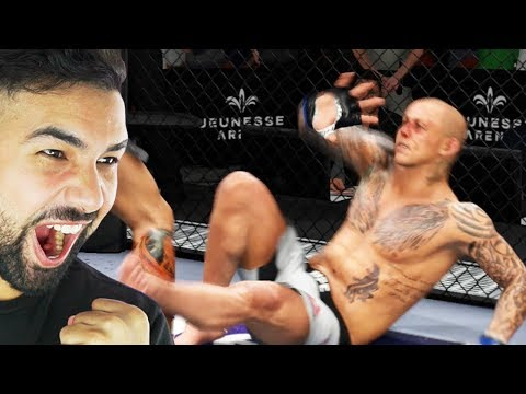 WHAT 100% POWER & SPEED LOOKS LIKE!! - UFC Career Mode - Part 10