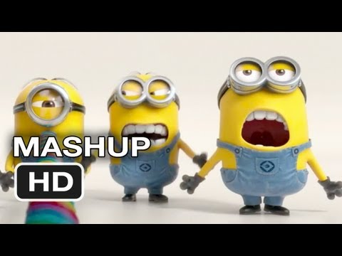 Best New Movie Trailers Mashup HD - March 2012