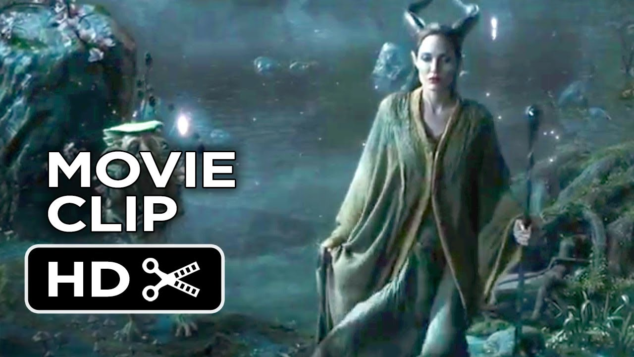 maleficent movie clip queen of the moors 2014