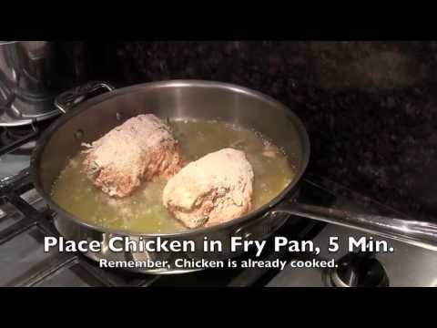 How To Make Healthy Fried Chicken