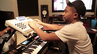 Zaytoven Making Beats With Nard & B | Zaytoven Type Beat | Zaytoven Beats | Zaytoven Instrumentals