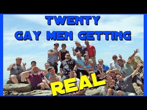 Twenty Gay Men Getting Real video