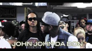 John John Da Don vs Danny Myers trailer | AHAT