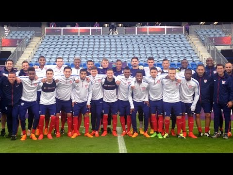 Meet the 2015 U-20 Men's World Cup Team