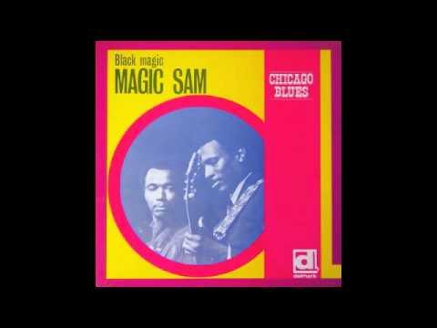 Magic Sam - You Belong to Me