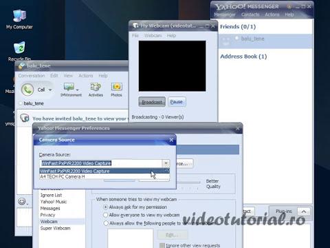 yahoo messenger download instalare si setare