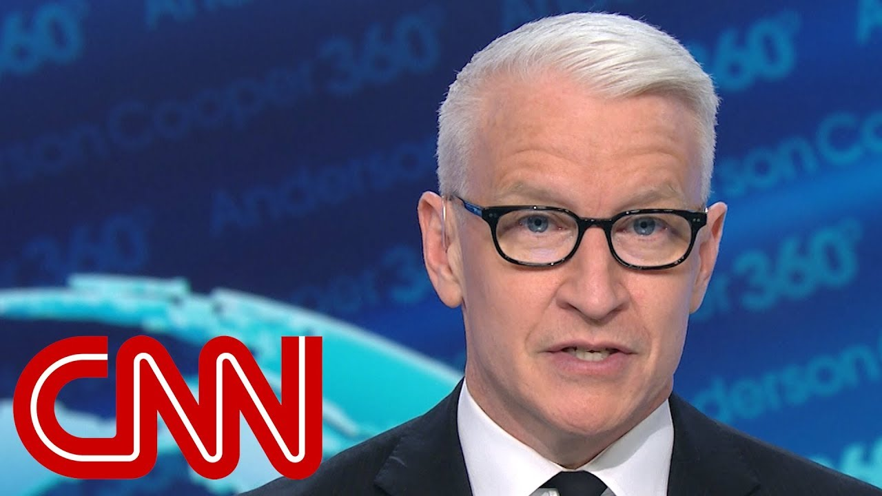 Anderson Cooper lays out questions surrounding Mueller report