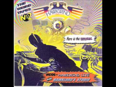 Hawkwind - In The Office