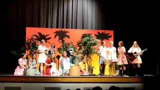 CPA Showcase 2013 Hee Haw- Gossip Girls