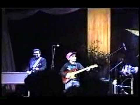 Jake Andrews opening up for Albert Collins at age 10