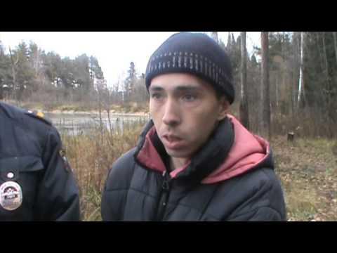 Приговор убийство и разбой таксиста Симонова. Место происшествия 02.06.2015