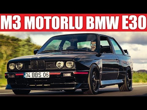 M3 Motorlu BMW E30 | Detaylı İnceleme