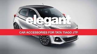 Tata Tiago JTP Accessories | Tiago JTP seat covers | Tiago JTP Floor Mats | Tata Tiago Accessories