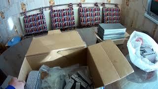 Бизнес в гараже. Почта, автобус и транспортная компания.