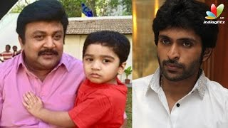 Fourth generation actor from Sivaji Ganesan's family