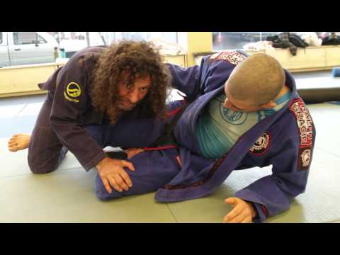 Kurt Osiander's Move of the Week - Sweep From Open-Guard Image 1