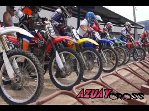 Motocross Ecuador Carreras de Motos en el Parque Xtremo de Yunguilla.