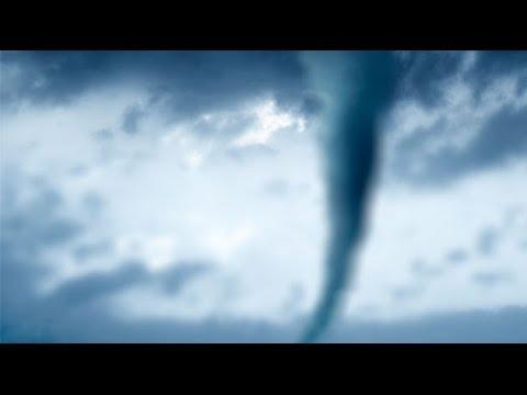 10 Tornados y Fuerte Tormenta en USA Carolina del Norte. Abril 2014