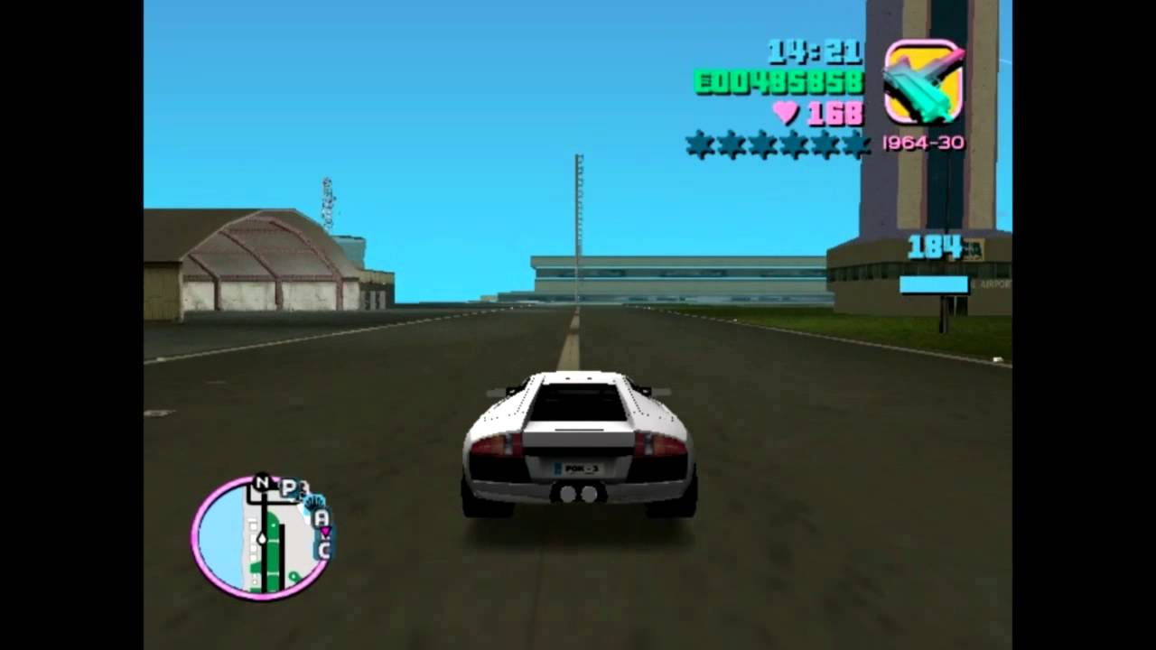 Fastest Car in Gta Vice City Stories Fastest Cars in Gta Vice City