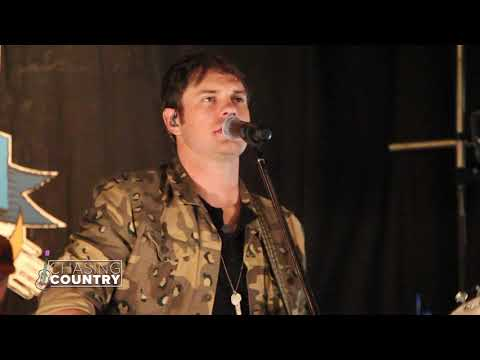 "Matt Stell Performs ""Prayed For You"""